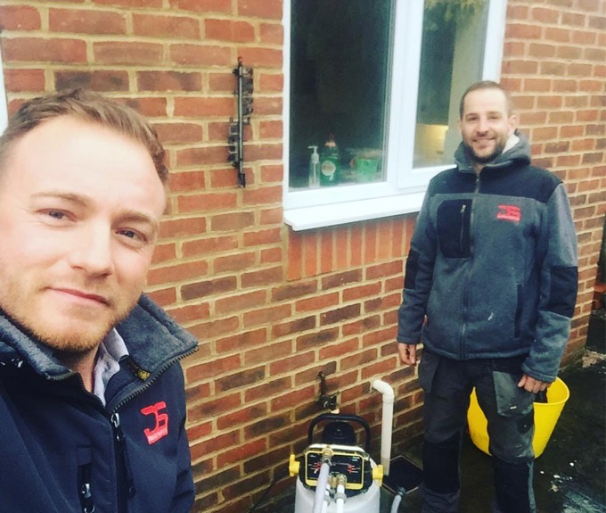 Powerflush Sevenoaks